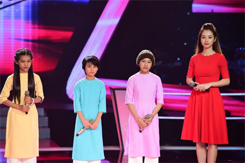 phi nhung nhan nuoi co be ngheo the voice kids hinh anh 1