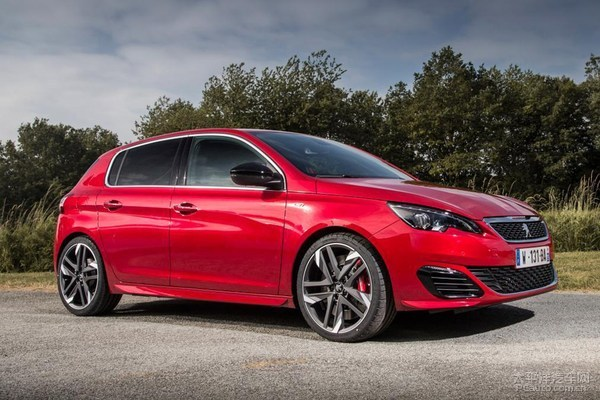 soi phien ban peugeot 308 gti moi hinh anh 1