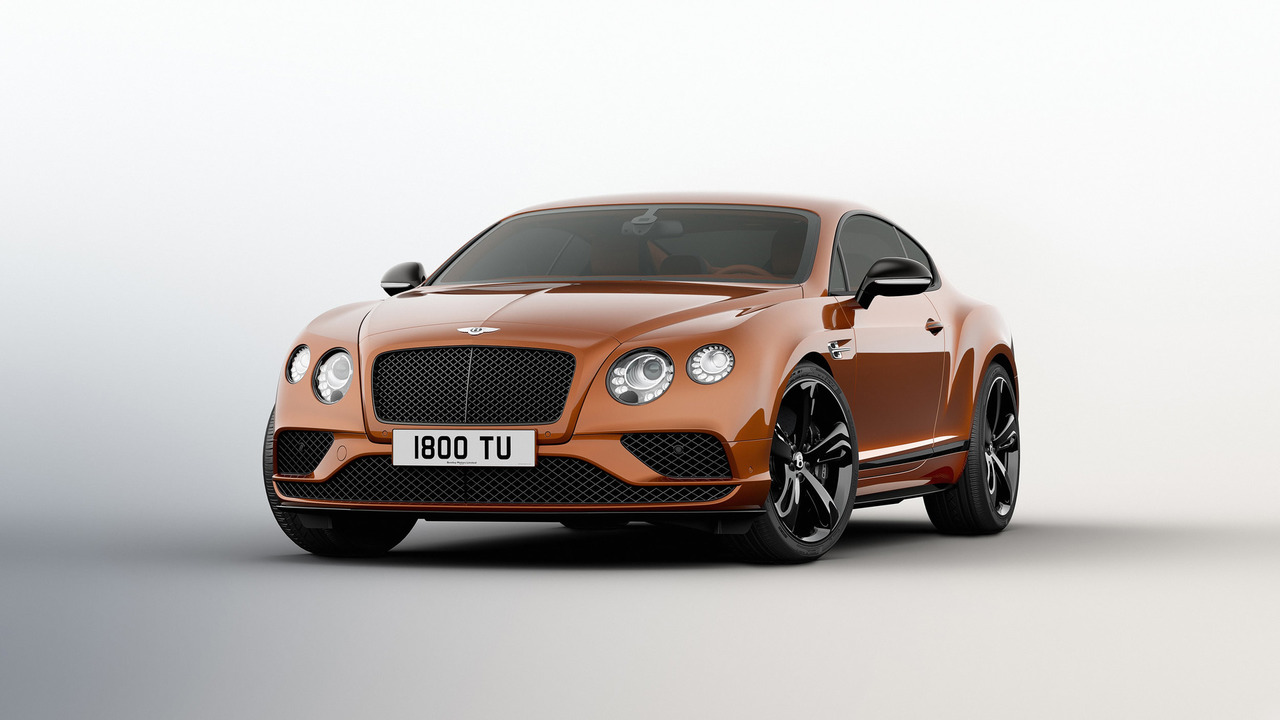 bentley continental gt speed moi tang suc manh, cong suat 642 ma luc hinh anh 1