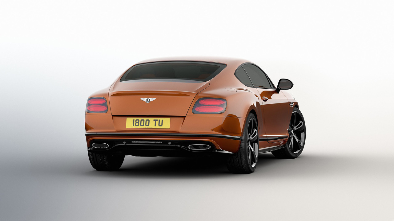 bentley continental gt speed moi tang suc manh, cong suat 642 ma luc hinh anh 5