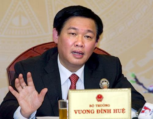 "ong vuong dinh hue voi thong diep ""doanh nghiep dung doa nha nuoc"" hinh anh 1"