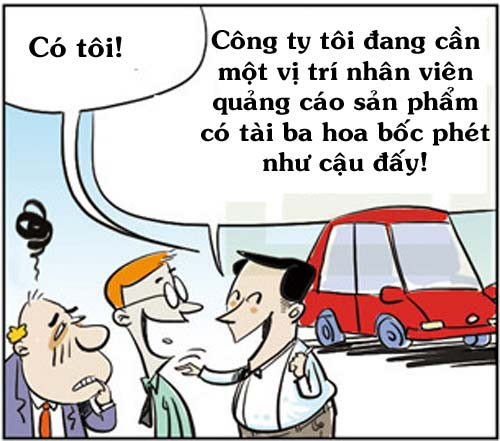 truyen tranh: cong ty nao can nguoi boc phet? hinh anh 8