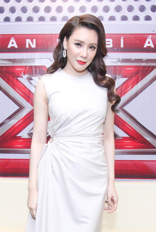 ho quynh huong hoa quy co goi cam tai x-factor hinh anh 2