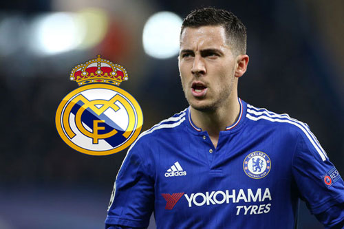 "chelsea dong y ban hazard cho real voi gia ""re nhu cho"" hinh anh 1"