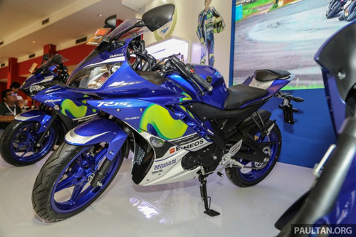 yamaha r15 movistar 2016 dam chat the thao xuat hien hinh anh 1