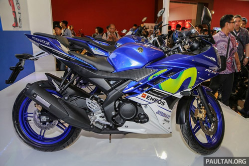 yamaha r15 movistar 2016 dam chat the thao xuat hien hinh anh 2