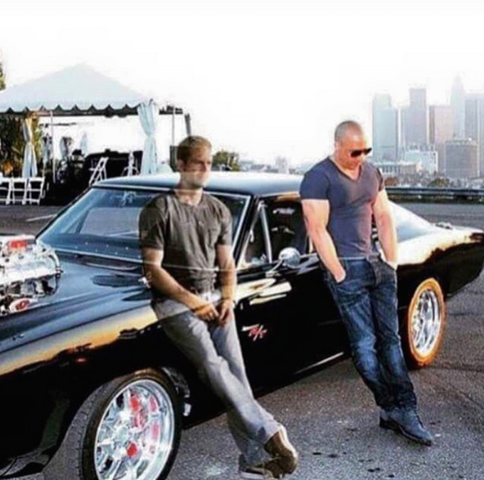 """vin diesel co don trong """"fast 8"""" vi thieu paul walker hinh anh 2"""