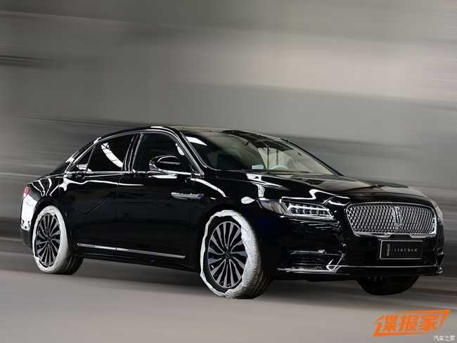 ngam lincoln continental presidential  2017 danh cho trung quoc hinh anh 1