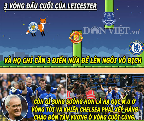 "hau truong (26.4): leicester muon ""lam kho"" chelsea, neymar sang anh ""dap pha"" hinh anh 3"