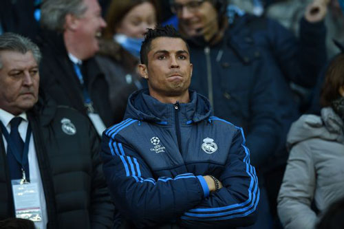 he lo ly do ronaldo vang mat o tran man city - real madrid hinh anh 1