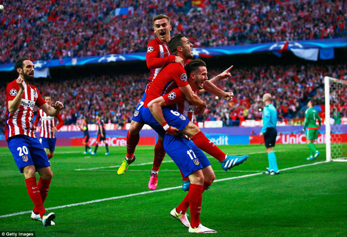 "barcelona co the mua saul niguez cua atletico madrid voi gia ""beo bot"" hinh anh 1"