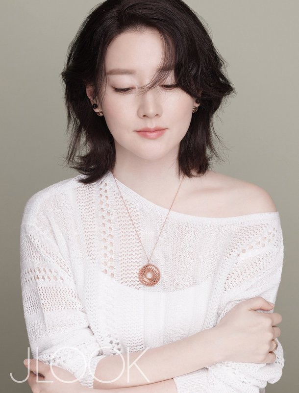 "fan ""phat sot"" voi loat anh cua 3 me con lee young ae hinh anh 7"