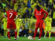 The thao - Thua Villarreal 0-1, Liverpool dut ky luc bat bai tai Europa League