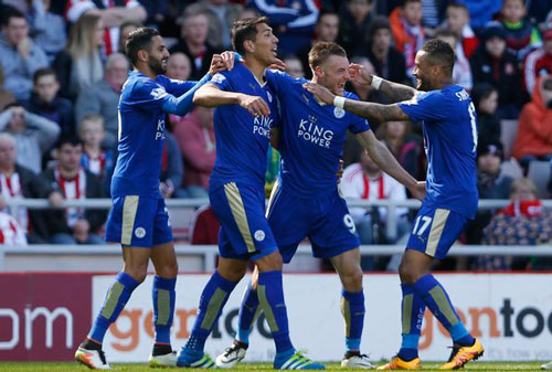 10 ky luc duoc leicester city thiet lap o mua giai 2015-2016 hinh anh 4