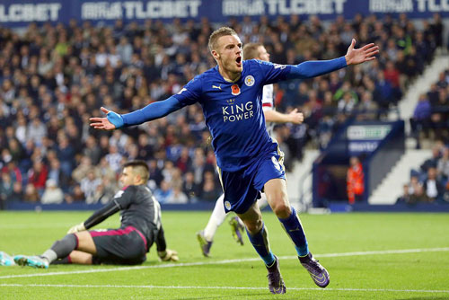 10 ky luc duoc leicester city thiet lap o mua giai 2015-2016 hinh anh 6