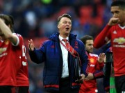 The thao - M.U mat ve du Champions League, Van Gaal chi mat 1 trieu bang