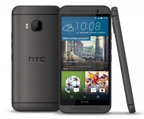 htc cong bo one m9 prime camera edition hinh anh 1