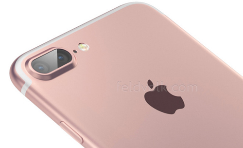 iphone 7 plus dung ram 3gb, camera kep co zoom quang hinh anh 1