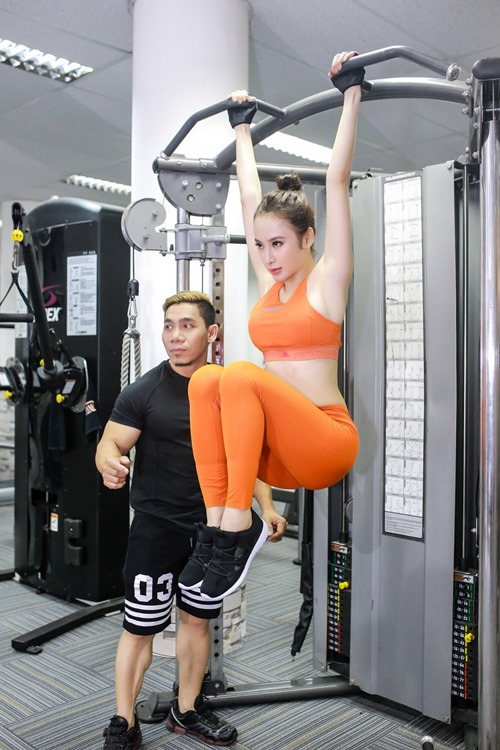 phuong trinh tap gym, hoc tieng anh de sang cannes hinh anh 10