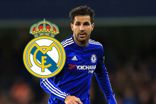 "real madrid ""kich no"" bom tan mang ten fabregas? hinh anh 1"