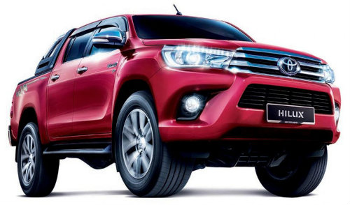 toyota hilux 2016 ra mat o malaysia, gia re hon vn hinh anh 3