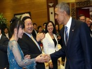 Cong nghe - Chu tich FPT mong Tong thong Obama ho tro lap trinh vien VN