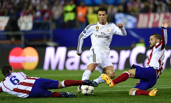 """real madrid - atletico madrid (1h45): kich tinh """"derby madrid 2.0"""" hinh anh 1"""