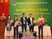 Doanh nghiep - PVFCCo to chuc thanh cong phien hop thuong nien 2016 cua dai hoi dong co dong