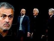 The thao - Mourinho so ai nhat: Guardiola, Wenger hay Klopp?