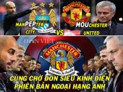 "The thao - HaU TRuoNG (27.5): Derby Manchester bien thanh ""noi chien ""sieu anh hung"""