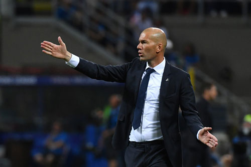 real madrid vo dich champions league, zidane lap 2 ky tich lich su hinh anh 1