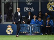 The thao - Real Madrid vo dich Champions League, Zidane lap 2 ky tich lich su