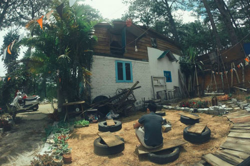 ghe tham cac homestay duoc nhieu nguoi san don hinh anh 3
