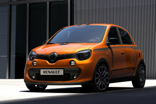 renault twingo gt moi lo dien: nho ma khoe hinh anh 1