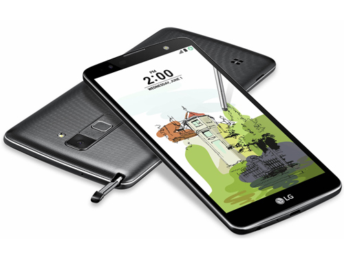 "lg stylus 2 plus: smartphone tam trung co man hinh ""khung"" hinh anh 2"