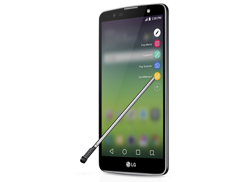 "lg stylus 2 plus: smartphone tam trung co man hinh ""khung"" hinh anh 3"