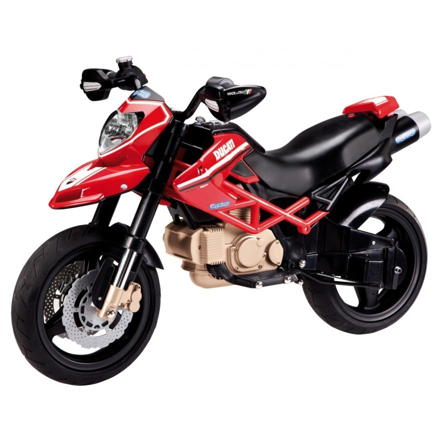 ducati tung 4 mau mo to dien danh cho tre dam me toc do hinh anh 8