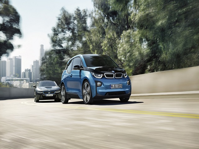 lo gia phien ban bmw i3 2017 tai my hinh anh 1