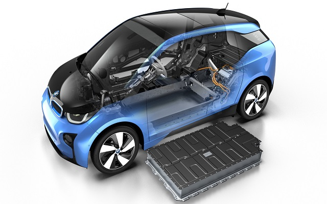 lo gia phien ban bmw i3 2017 tai my hinh anh 8