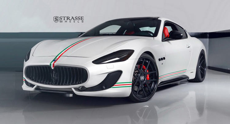 maserati granturismo s do dam phong cach y hinh anh 1