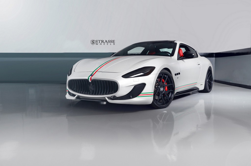 maserati granturismo s do dam phong cach y hinh anh 6