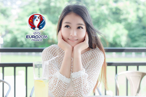 hot girl trung quoc ung ho dt phap vo dich euro 2016 hinh anh 11