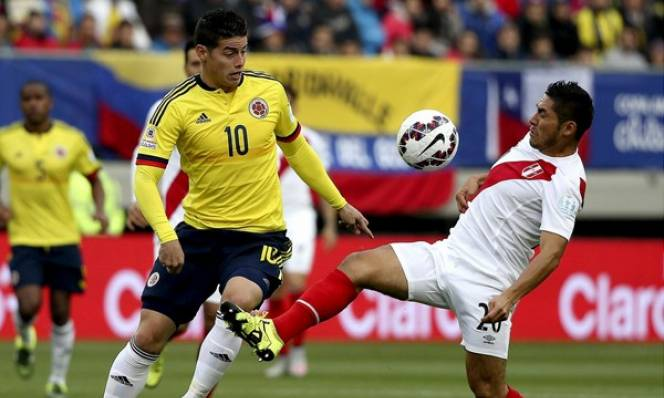 link xem truc tiep colombia vs peru hinh anh 1