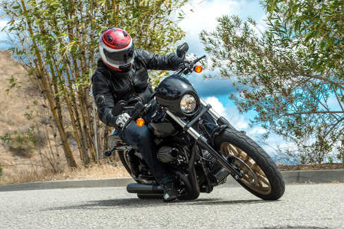 harley-davidson low rider s: xe lon cho cac tay lai nho con hinh anh 3