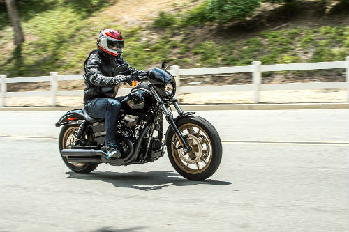 harley-davidson low rider s: xe lon cho cac tay lai nho con hinh anh 4