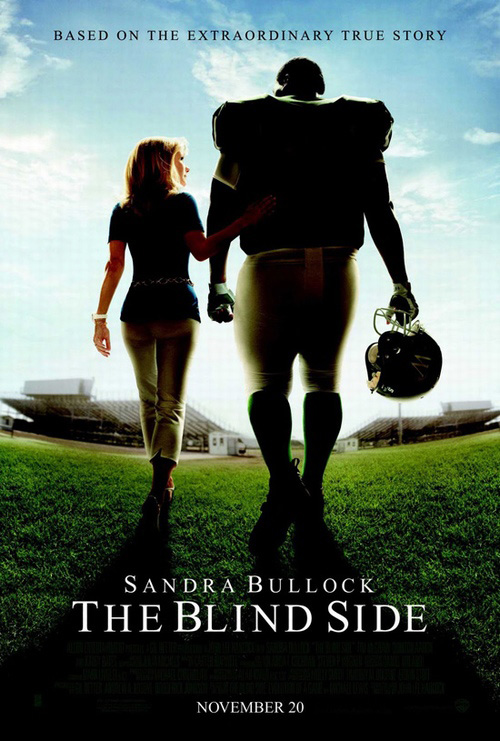 "hbo chieu lai ""the blind side"" khien fan viet khoc het nuoc mat hinh anh 1"