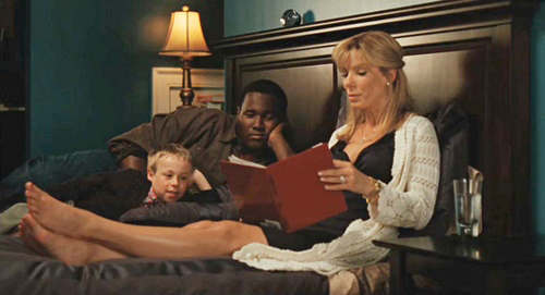 "hbo chieu lai ""the blind side"" khien fan viet khoc het nuoc mat hinh anh 4"