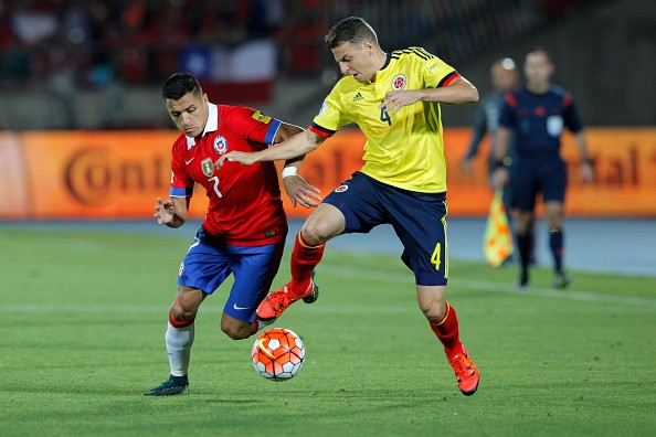 link xem truc tiep chile vs colombia hinh anh 1