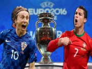 Lich thi dau, phat song truc tiep vong 1/8 EURO 2016 ngay 26.6