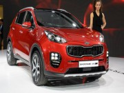 "o to - Xe may - 2017 Kia Sportage lo ""giu dat"" phan khuc crossover co nho"